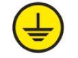 Символ «Заземление» 20х20мм
