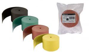 Ленты термоусаживаемые изолирующие с клеевым слоем на напряжение 10 кВ ЛТИк-10