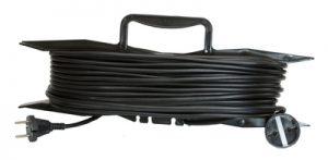 Удлинитель силовой УХз16-101 TDM (на рамке, штепс. гнездо ПВС 3х1,5)