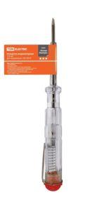 """Отвертка-пробник (индикатор) 135 мм, 100-500В """"ЭкспертЭлектрик"""""""