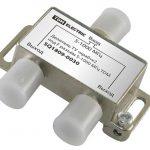 Делитель TV «краб»х2 под F разъём 5-1000 МГц