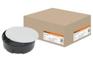 Монтажная коробка У192 СП D102х30мм, крышка