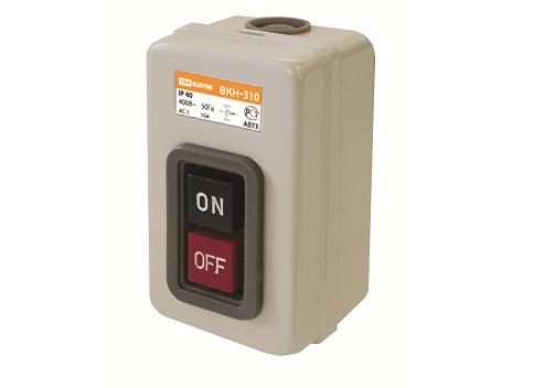 Выключатель кнопочный