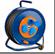 Удлинитель силовой УХз16-003 TDM (метал. катушка,АЗ,3 места IP44/30м/40м/50м КГ 3х1,5)