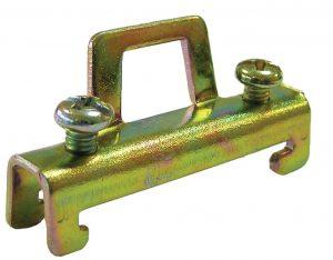Ограничитель на DIN-рейку (металл)