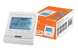 Термостат для теплых полов электронный ТТПЭ