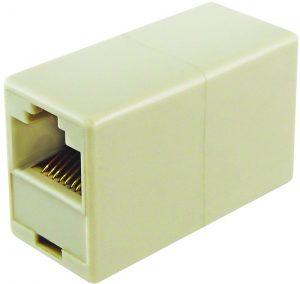 Компьютерный проходник (гнездо-гнездо) 8P8C