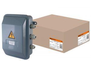 Коробка клеммная металлическая У-614М IP54