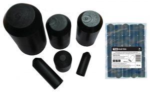 Оконцеватели кабельные герметизирующие термоусаживаемые (капы) с клеевым слоем ОГТ