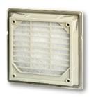 Вентиляционная решетка с фильтром для вентилятора