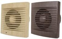 Вентиляторы бытовые настенные серии ЭКО (бук, сосна)