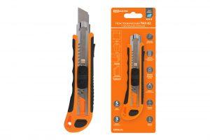 Нож технический (строительный) усиленный